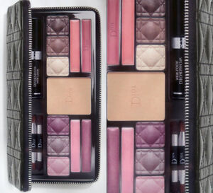 100% AUTHENTIC RARE Edition DIOR COUTURE CANNAGE COMPLETE MAKEUP TRAVEL PALETTE