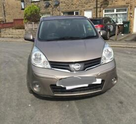 2010 Nissan Note for sale