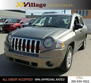 2008 Jeep Compass Sport/North All Wheel Drive, Cd/Mp3 Player,...