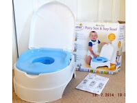 Summer All in One Potty, Seat and Step Stool