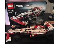 Lego technic 42000 : Grand Prix racer