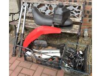 Motorbike Spares - Shed Clear out
