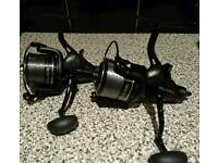 Wychwood solace acs10 reels and Wychwood solace rods