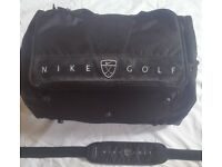 NIKE GOLF Duffel Sports Bag Holdall RRP £59.99 - Gd Condition
