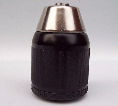 12 Jacobs Metal Keyless Drill Chuck 12-20 For Bosch Dewalt Makita Craftsman
