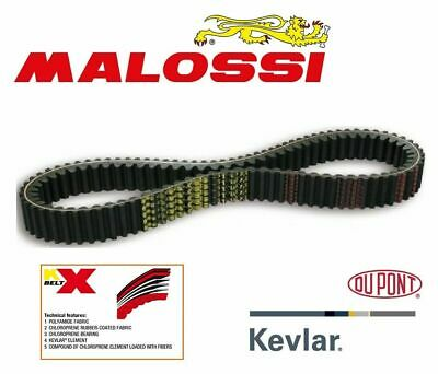 Malossi Racing Belt for Vespa GTS, GTV, Piaggio MP3 250 300, Made with Kevlar®