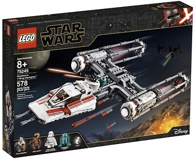 Lego Star Wars Resistance Y-Wing Starfighter 75249  New Sealed Same Day Shipping