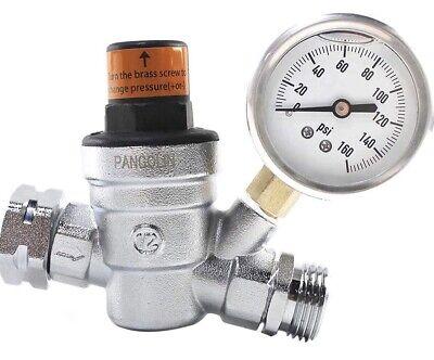 Pangolin Water Pressure Regulator Valve 34 W 160 Psi