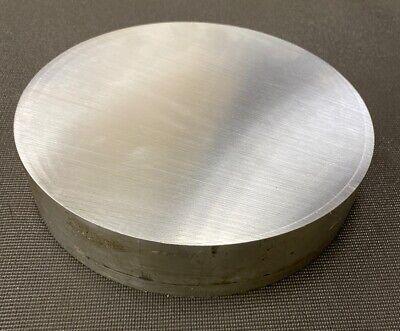 7 58 Diameter Rough Turned 6061 Aluminum Round Bar - 7.625 X 1.625