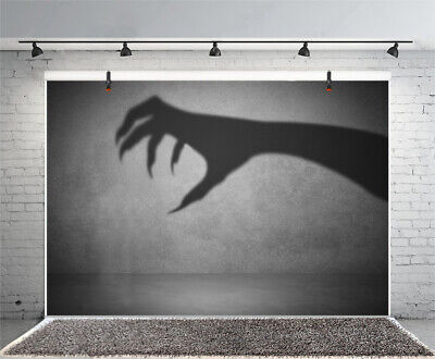 Scary Halloween Claw Scene 7x5ft Background Photography Props Studio Backdrop - Desktop Backgrounds Halloween Scary