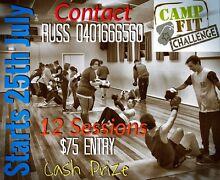 Boot Camp Challenge Sebastopol Ballarat City Preview