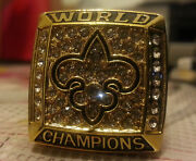 New Orleans Saints Super Bowl Ring