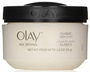 OLAY Age Defying Intensive Nourishing Classic Night Cream 2 oz
