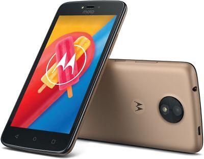 Motorola Moto C 16GB gold DualSIM LTE Android Smartphone ohne Simlock 5