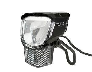 Fahrrad 45 Lux LED Scheinwerfer Tour 45 SL Standlicht Fahrradlampe Nabendynamo