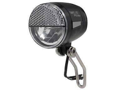 LED-Scheinwerfer 45 Lux Sport Pro E-Bike 6 - 48 Volt DC Fahrradlampe Pedelec