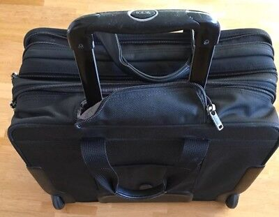 Tumi Alpha Business 26104DH Trolley | mobiles office | wheeled deluxe brief