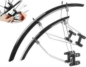 Fahrrad Race Schutzblech Set Rennrad Steckblech Schnellverschluss Streben 42mm