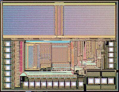200pcs Generalplus Technologies Gpc11128a 8bit Sound Controller Mcu Silicon Dies