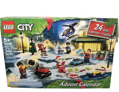 LEGO® City Advent Calendar 2020 Building Set 60268 Ships Today!!