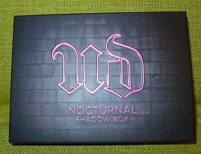 NIB urban decay Nocturnal Shadow Box Eyeshadow Palette!