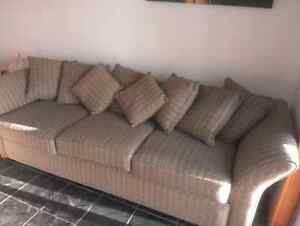 3 seater and 2 seater lounge Meadows Mount Barker Area Preview