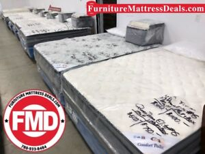 Brand New mattresses Twin,Full,Queen, King.  150-$800
