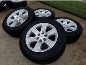 """LOOKING FOR 20"""" GMC WHEELS"""