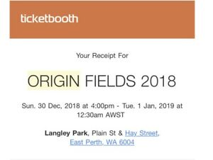 origin fields 2019