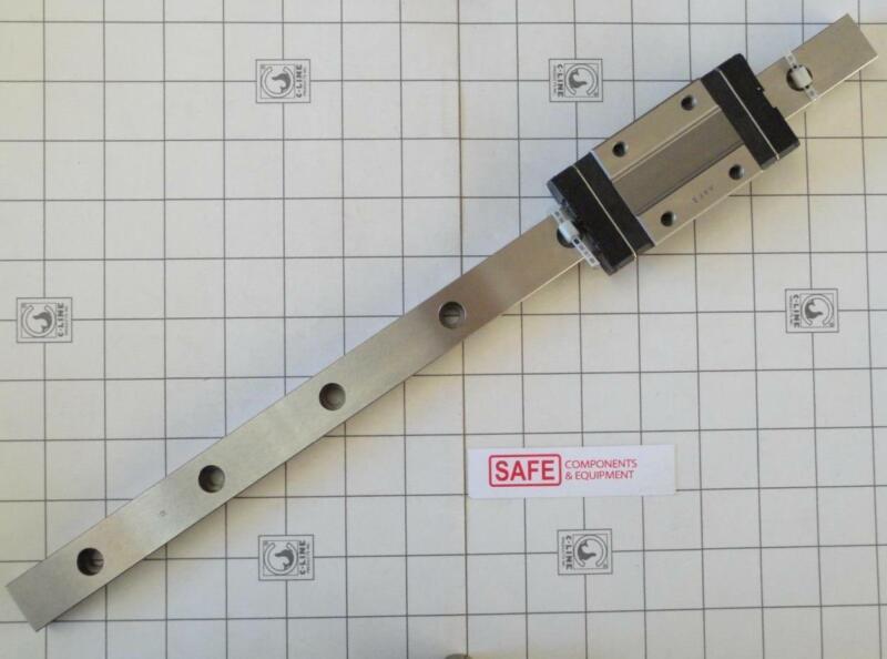 THK Linear Motion Block SRS25M-QZSS+430LM Caged Ball Bearing 430mm Rail F16