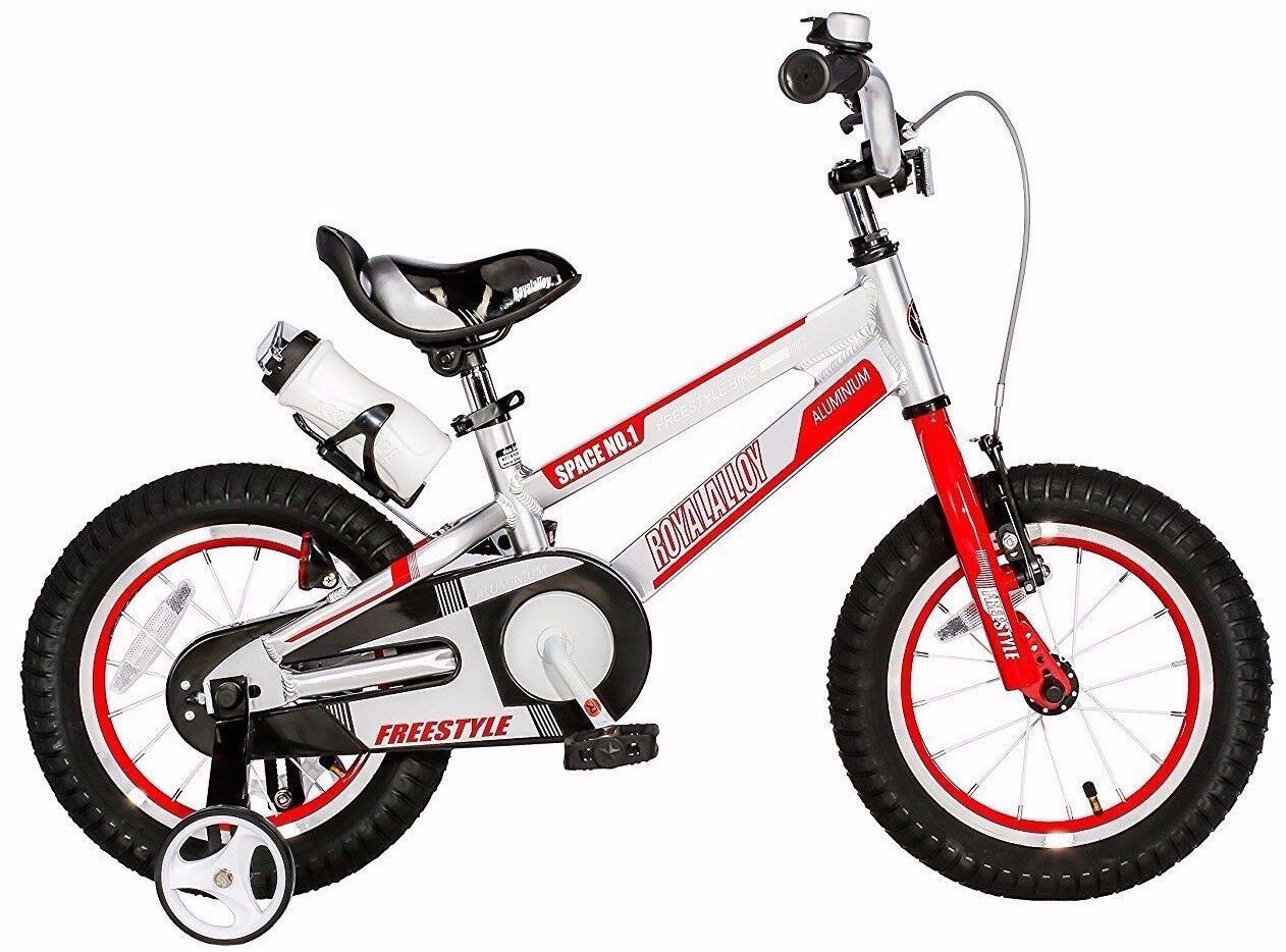 ROYAL BABY FREESTYLE SPACE NO1 BMX CHILDREN KIDS BIKES 12