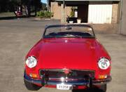 1968 M.G. MGB Coupe Mona Vale Pittwater Area Preview
