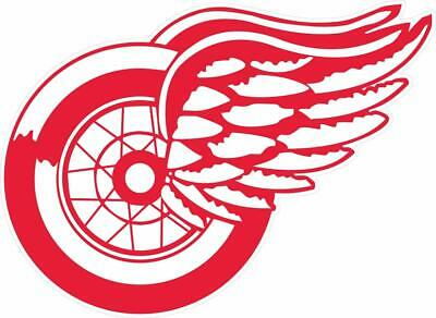 Detroit Red Wings Decal ~ Car / Truck Vinyl Sticker - Wall Graphics
