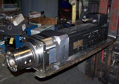 Kollmorgen Goldline Brushless Servo Motor W Gear Head 400480 Vac Mh-827-a-43