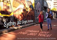 Singing lessons Ashfield - Sydney Jazz Singers Workshop Ashfield Ashfield Area Preview
