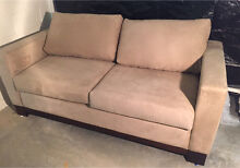 **as new Sofa Bed 2.5 seater Windsor Brisbane North East Preview