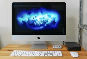 iMac 27 inch 3.4GHz Quad-Core Intel Core i5