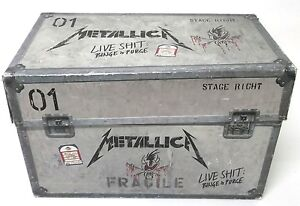 Metallica Live Sh#t: Binge and Purge 3 VHS 3 CDs Box Set Seattle Mexico Diego