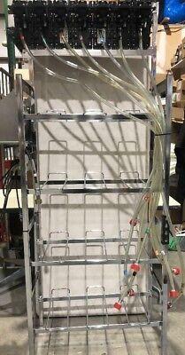 Soda Rackcarbonatorgauges 8 Flojet Pumps 40 Feet Soda Line Mccanns Soda