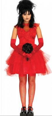 Beetlejuice Bride - Adult Costume Lydia Deetz - Women's Beetlejuice Costume