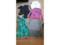 Girls items 7-9 years.