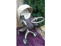Stokke xplory and carrycot