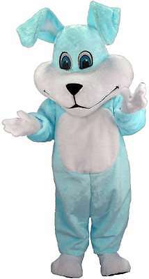 Super Blue Bunny Professional Quality Lightweight Mascot Costume](Super Bunny Costume)