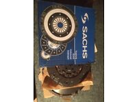 BRAND NEW IN BOX SACHS 2PC CLUTCH KIT. AUDI TT 1.8 QUATTRO
