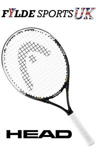 Head Speed 23 Junior Tennis Racket - Graphite Composite (2012 IG)