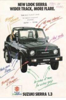 Wanted: WTB: Suzuki Sierra 82 distributor