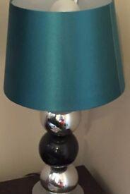 2 lamp and shades