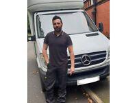 Alex Garcia Man & Van Services Ltd, Merseyside & Surrounding Areas
