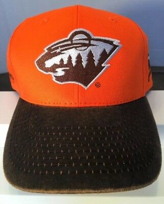 Minnesota Wild Blaze Orange Remington Pheasants Forever Cap Hat Hunting SGA