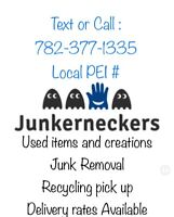 Junk removal and delivery